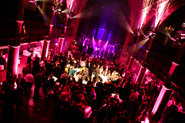 The after party at One Mayfair