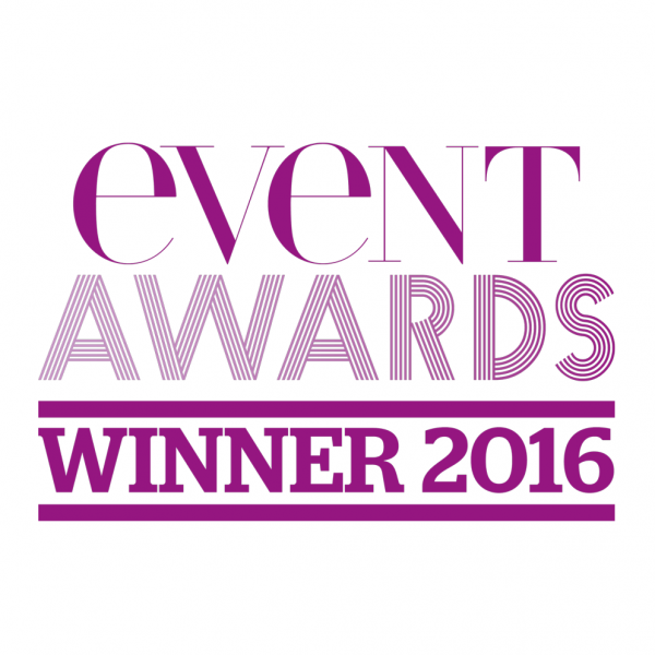Tonic wins Caterer of the Year 2016 at the Events Awards